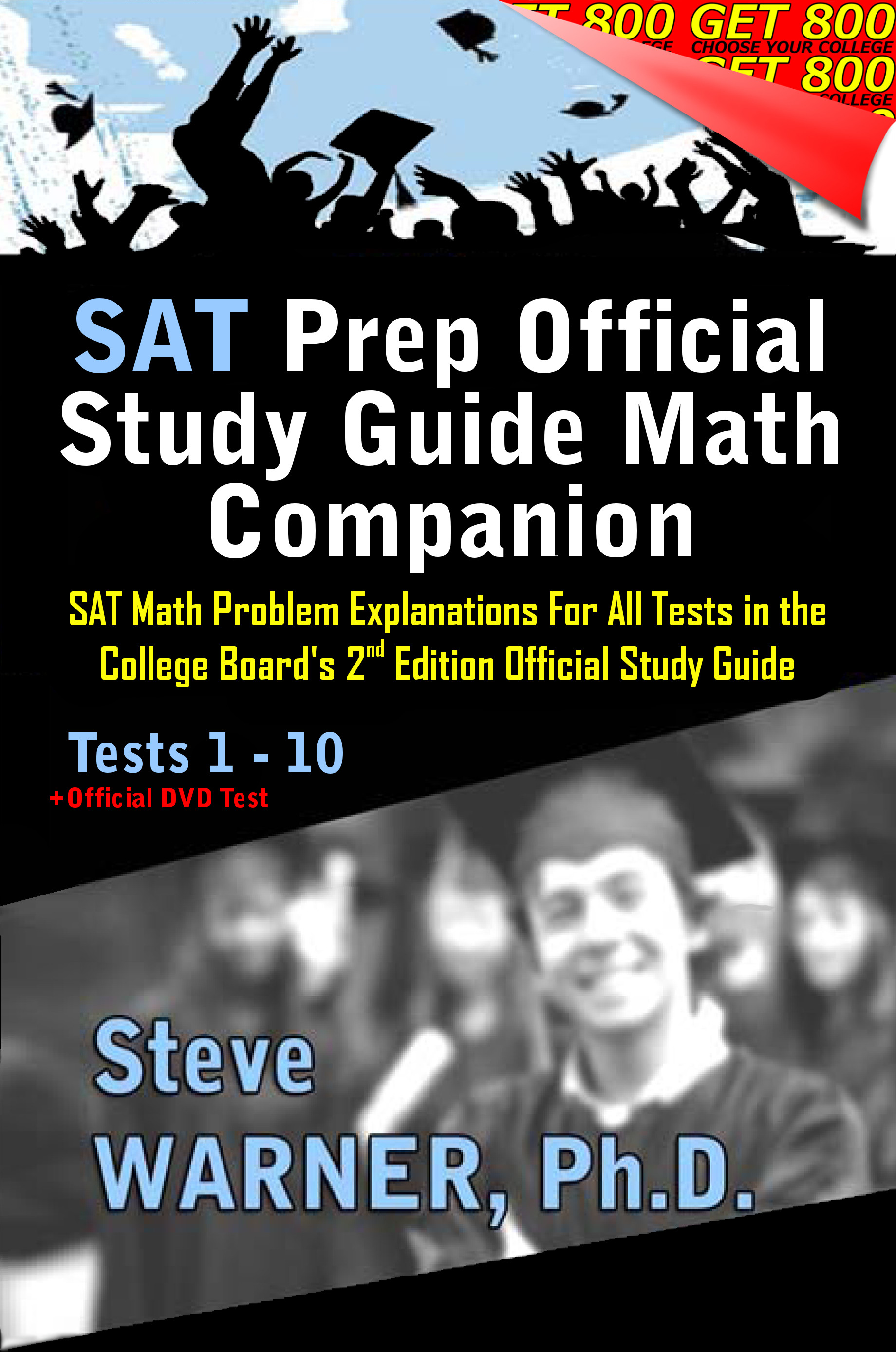 The Official SAT Study Guide Companions