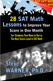 28 SAT Math Lessons to Improve Your Score in One Month