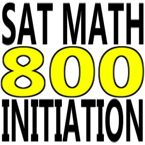 Join the 800 Initiation - a free SAT math email prep course